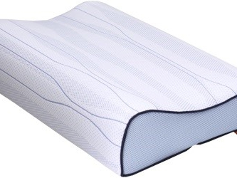 M Line Wave pillow