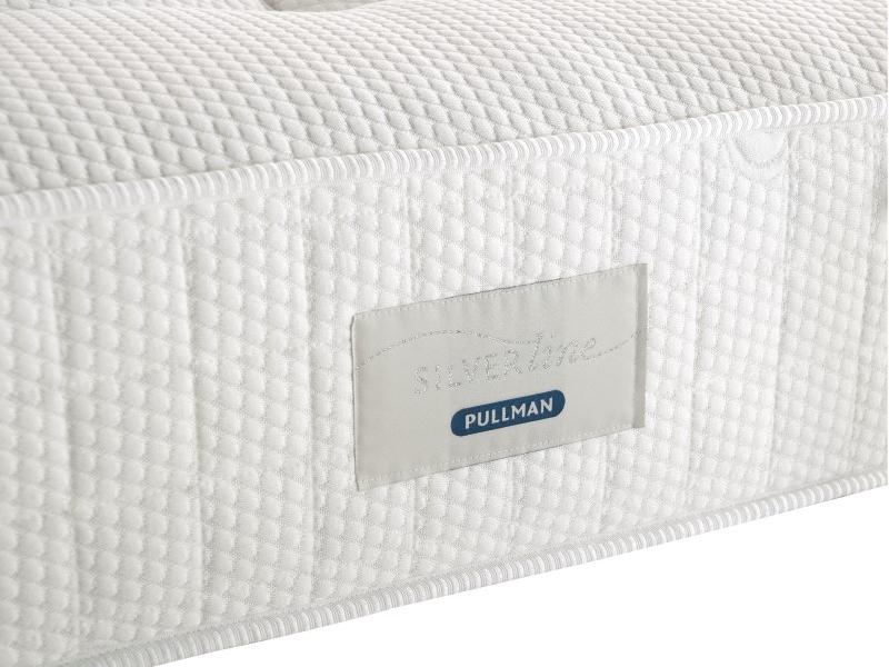 Pullman silverline luxury matrassen slaapspecialist drempt
